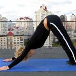 Йога для здоровья.